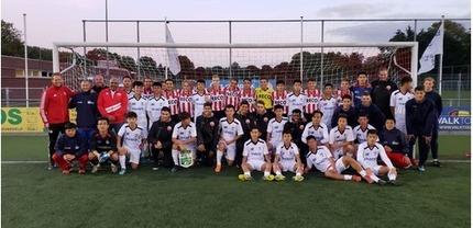 Đội tuyển U18 HAGL JMG có chiến thắng thứ 4 tại Hà Lan