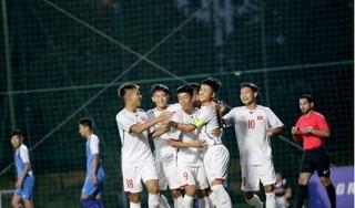 Bảng xếp hạng vòng loại U16 châu Á: Ấn tượng U16 Việt Nam