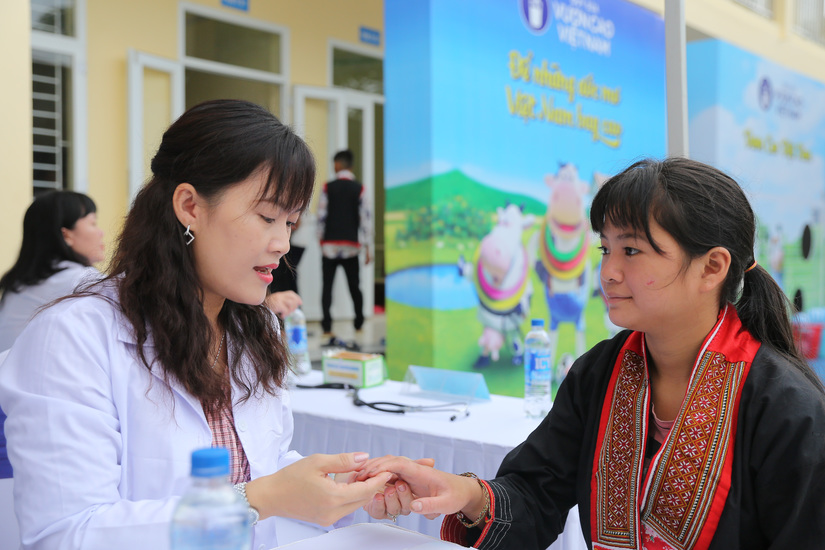 Quỹ sữa Vươn Cao Việt Nam nỗ lực vì sứ mệnh: 'Để mọi trẻ em đều được uống sữa mỗi ngày'