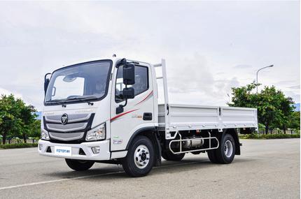 Xe tải cao cấp thế hệ mới Foton M4 của liên doanh Daimler - Foton