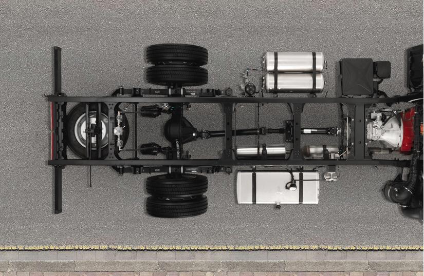 Foton M4 xe tải cao cấp thế hệ mới4