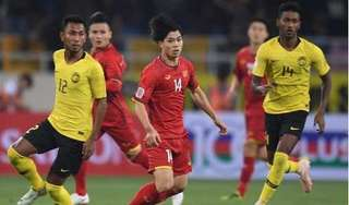 Vé trận Việt Nam- Malaysia bán hết chỉ trong 3 phút ở đợt bán đầu tiên