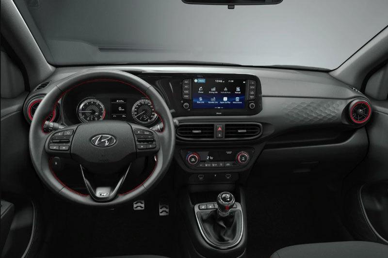 Hyundai i10 2020 phiên bản thể thao được trang bị gì đặc biệt2