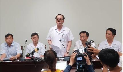 Tin mới nhất về sức khỏe bé tai bị bỏ quên trên xe đưa đón ở Bắc Ninh