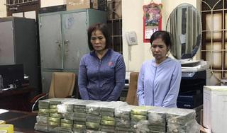 Phá đường dây ma túy cực 'khủng' về Nam Định rồi đi các tỉnh tiêu thụ