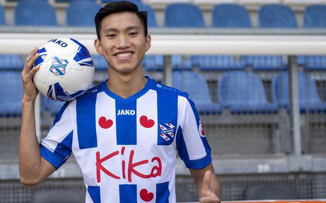 CLB Heerenveen: Văn Hậu sẽ có tên trong danh sách thi đấu ngày mai