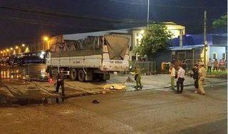 Tin tức TNGT ngày 20/9/2019: Va chạm với xe tải, 3 người thương vong