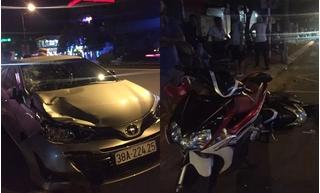Chủ nhiệm UBKT ở Hà Tĩnh gây tai nạn chết người khi 'có hơi men'