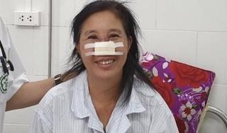 Bệnh nhân Whitmore bị vi khuẩn 'ăn cánh mũi' thoát chết thần kỳ