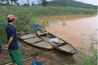3 học sinh lớp 9 chết đuối thương tâm trên hồ thủy điện