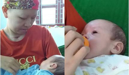 Bé Bình An và người mẹ bị ung thư vú ở Hà Nam hiện giờ ra sao?