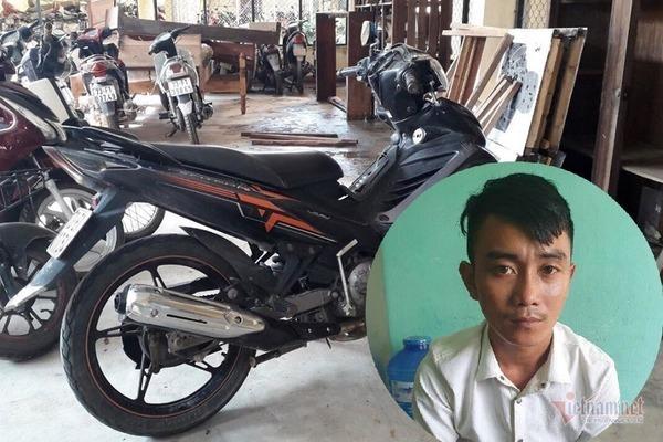 Thanh niên mang xe máy đi cầm cố lấy 6 triệu rồi trình báo bị CSGT thu giữ