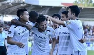 Bảng xếp hạng V.League sau vòng 24: DNH Nam Định lâm nguy