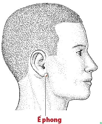 Bấm huyệt chữa tai biến và di chứng tai biến mạch máu não 6