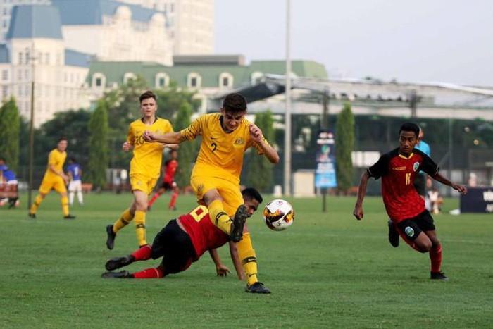 Thua đáng tiếc U16 Australia, U16 Việt Nam chưa chắc suất dự VCK U16 châu Á 2020