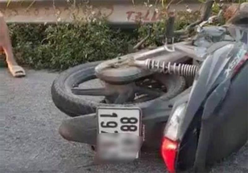 3 người trong một gia đình tử vong khi xe máy gặp tai nạn kinh hoàng