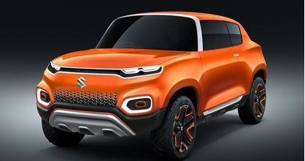 Ô tô SUV gây 'sốt' với giá từ 113 triệu đồng, ngoại hình cực ấn tượng