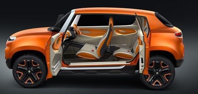 'Giật mình' với ô tô SUV mới giá siêu rẻ, ngoại hình cực ấn tượng2