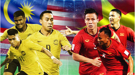 Đội tuyển Việt Nam đón tin cực vui trước trận quyết đấu Malaysia