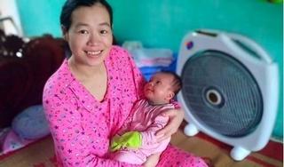 Hạnh phúc vỡ òa khi được làm mẹ sau 11 năm mắc bệnh ung thư máu