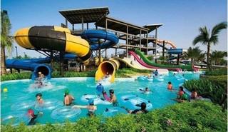 Bé trai 6 tuổi đuối nước thương tâm tại công viên nước Thanh Hà