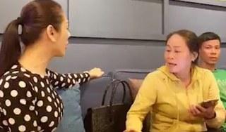 Lâm Khánh Chi gặp đối chất với người phụ nữ vụ khống chiếm đoạt tài sản