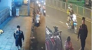 Truy bắt đối tượng sát hại tài xế xe ôm cướp xe máy