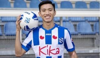 Đoàn Văn Hậu gây ấn tượng mạnh trong lần đầu thi đấu cho SC Heerenveen