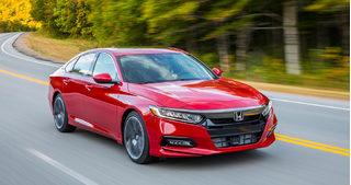 Honda Accord ra mắt vào tháng 10 tới được cải tiến những gì?