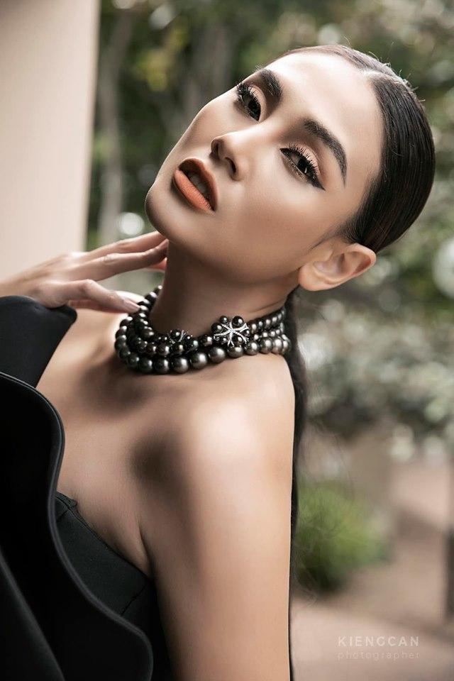 Võ Hoàng Yến nói gì khi trở thành host của Vietnam's Next Top Model 2019?