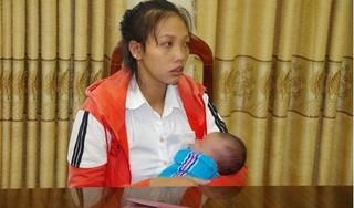 Mẹ đẻ bế con sơ sinh qua biên giới Lạng Sơn bán lấy 40 triệu đồng