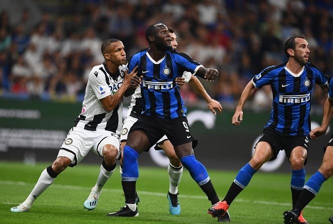 Trực tiếp bóng đá Serie A - Inter Milan đối đầu Lazio