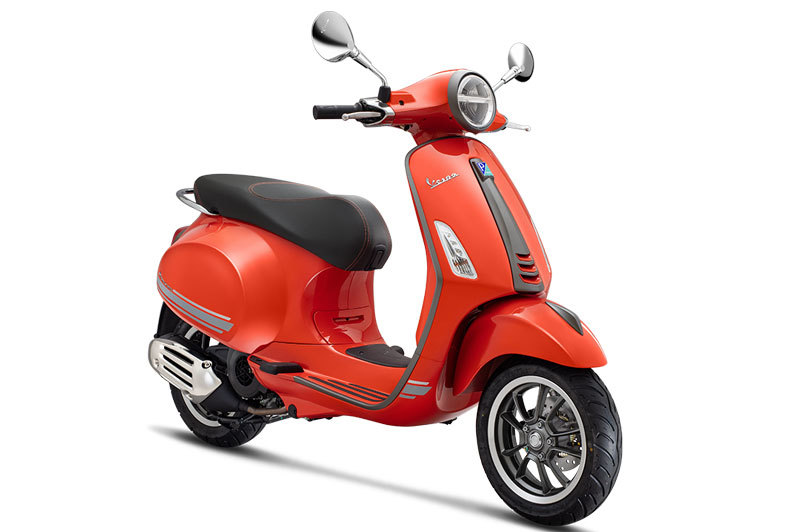 Xe Vespa Primavera S bản đặc biệt giá 76 triệu đồng có gì hay