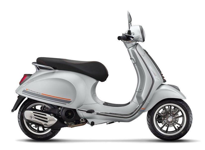 Xe Vespa Primavera S bản đặc biệt giá 76 triệu đồng có gì hay2