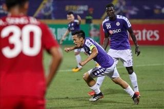 Hà Nội FC đánh rơi chiến thắng trước 4.25 SC ở Chung kết Liên khu vực