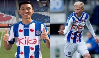 Chuyên gia: 'Đoàn Văn Hậu tốt hơn hậu vệ cánh trái của Heerenveen'