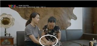 'Mẹ chồng quốc dân' Hoàng Cúc trong Hoa hồng trên ngực trái: Bị ung thư, 9 năm mới trở lại màn ảnh