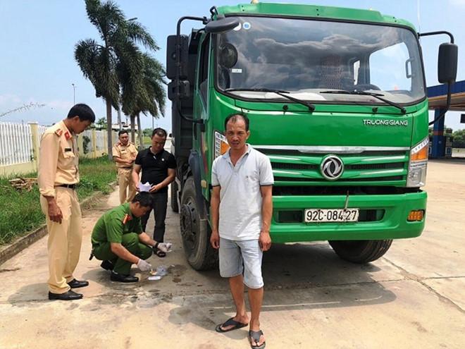 Danh tính tài xế xe tải gây tai nạn chết người rồi bỏ chạy