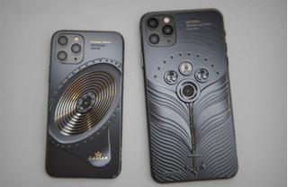 Hai phiên bản iPhone 11 Pro giá gần 1 tỷ đồng có gì đặc biệt?