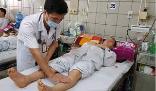 Bệnh nhân bị suy thận độ 4, phải lọc máu chỉ vì nghe theo 'thầy lang vườn'