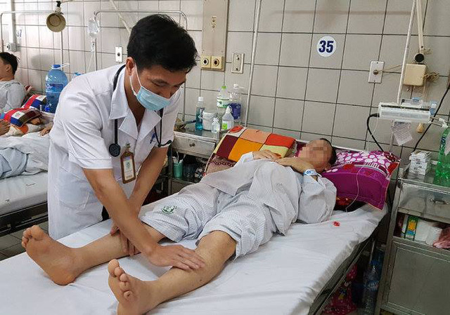 Bệnh nhân bị suy thận độ 4, phải lọc máu chỉ vì nghe theo thầy lang vườn