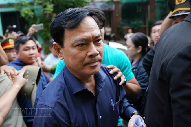 Nguyễn Hữu Linh kháng cáo, vụ dâm ô chuyển lên lên TAND TPHCM