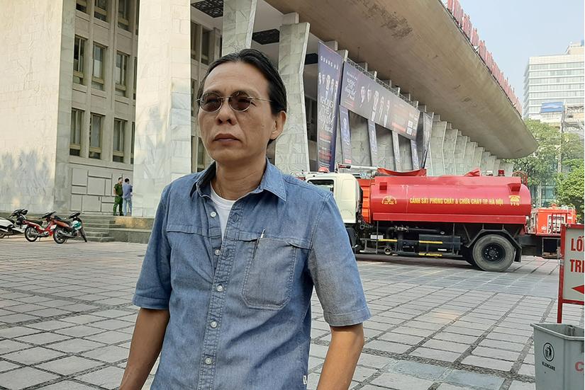 Cháy Cung Việt Xô, thiệt hại 8 tỷ Quang Hà chuyển về Marriott biểu diễn