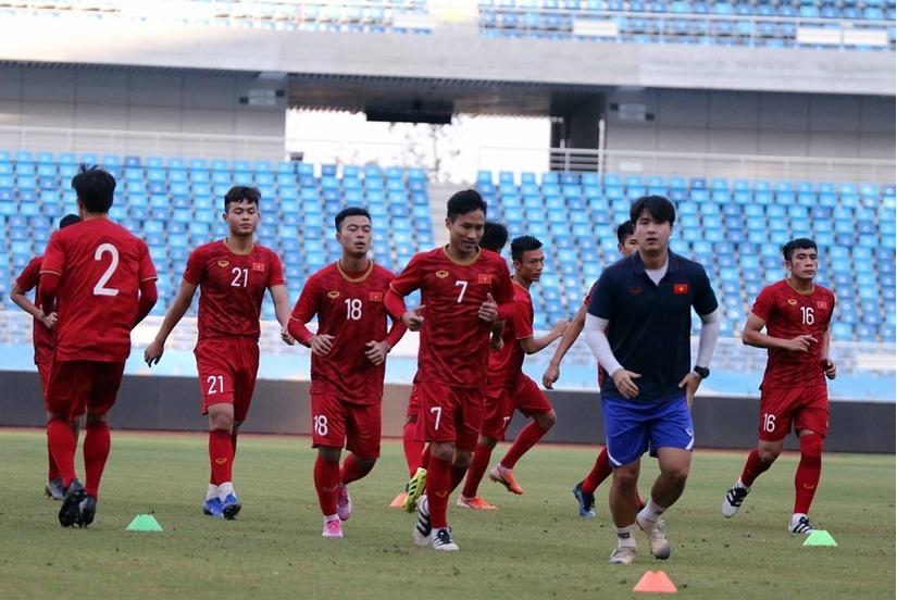 U22 Việt Nam bất ngờ hủy kế hoạch dự giải BTV Cup 2019
