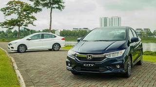 Honda City bất ngờ tung phiên bản giá rẻ cạnh tranh Toyota Vios