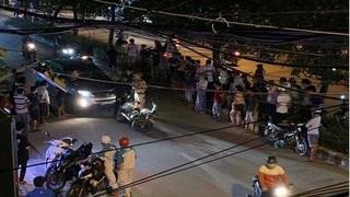 Tài xế say xỉn cố thủ tông thẳng vào xe CSGT khi bị kiểm tra