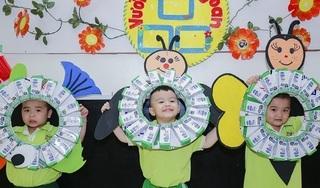 Vinamilk tổ chức Ngày hội sữa học đường tại Đà Nẵng