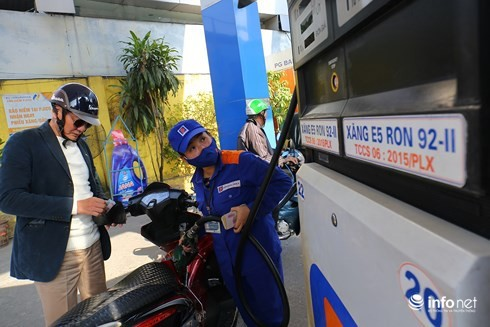 Giá xăng liệu có tăng ở mức 1.200 -1.400 đồng một lít như dự đoán?