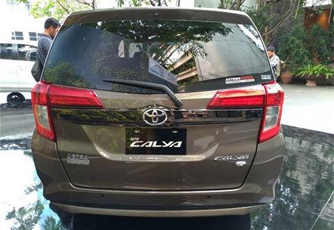 Toyota ra mắt ô tô 7 chỗ đẹp lung linh giá hơn 200 triệu đồng3