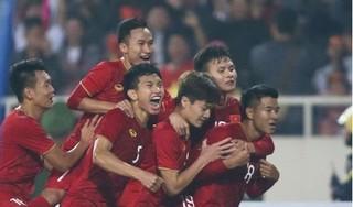 'Đội tuyển Việt Nam đã quen thi đấu ở những giải lớn nhất châu Á'